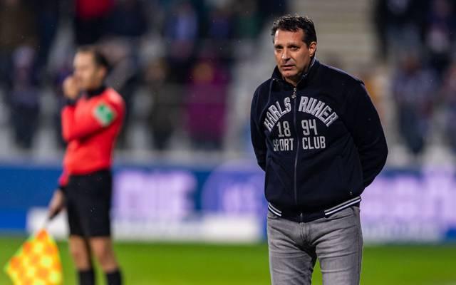 Alois Schwartz ist nicht mehr Trainer des Karlsruher SC