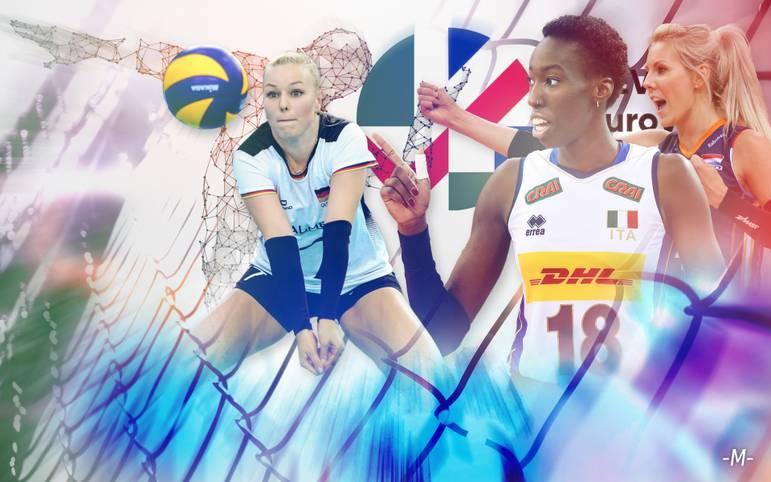 SPORT1 analysiert mit den Einschätzungen von Volleyball-Experte und SPORT1-Kommentator Dirk Berscheidt die Chancen der acht Viertelfinalisten auf den Titel
