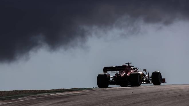 Sebastian Vettel kommt mit seinen Leistungen nicht an die von Teamkollege Charles Leclerc heran