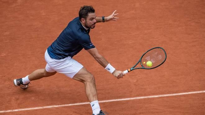 Stan Wawrinka scheiterte bei den French Open am unbekannten Hugo Gaston
