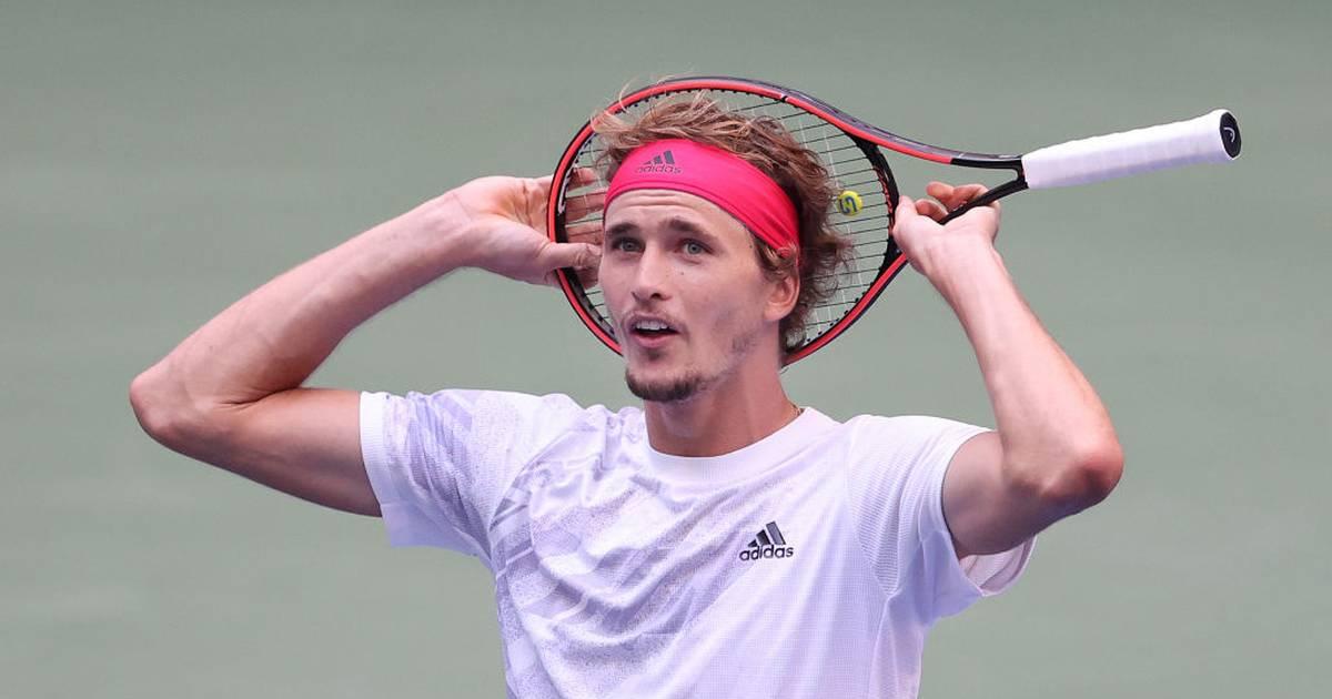 Photo of Tennis, US Open: Alexander Zverev mit Reife und Lockerheit ins Halbfinale | SPORT1