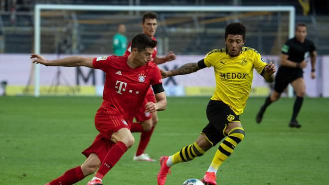 In der Bundesliga wird seit dem 16. Mai wieder gespielt