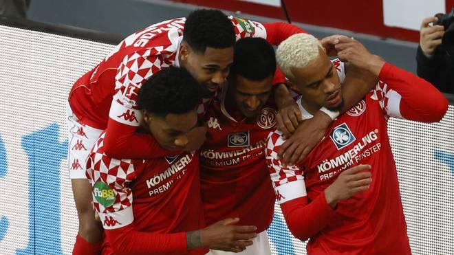 Der FSV Mainz kämpft gegen den Abstieg