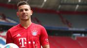 FC Bayern Muenchen Unveils New Signing Lucas Hernandez