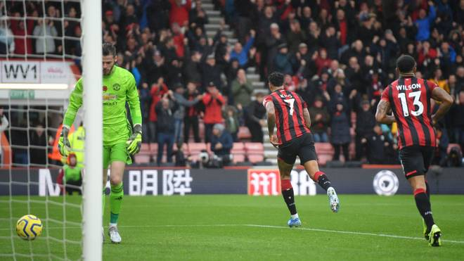 Manchester United kassierte gegen den AFC Bournemouth die nächste Niederlage