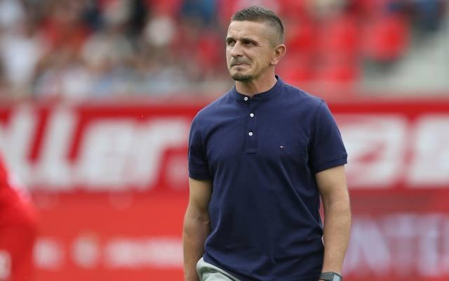 Mersad Selimbegovic wurde positiv auf Corona getestet