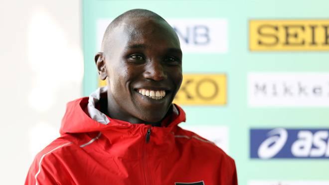 Kenianer knackt Weltrekord