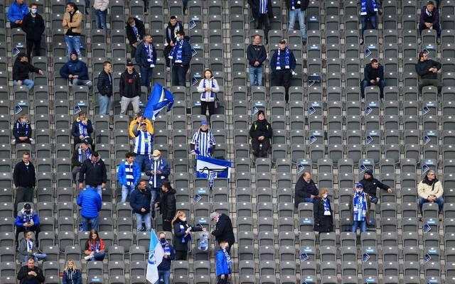 In Berlin dürften aktuell noch Zuschauer ins Stadion