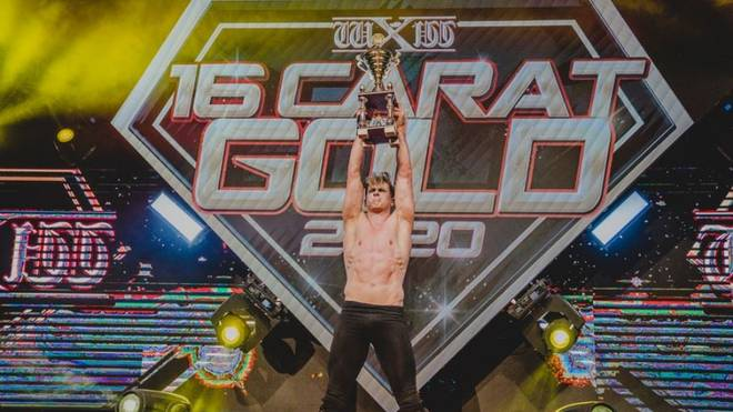 Cara Noir hat das wXw 16 Carat Gold Turnier gewonnen