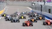 Formel 1 Sotschi Start
