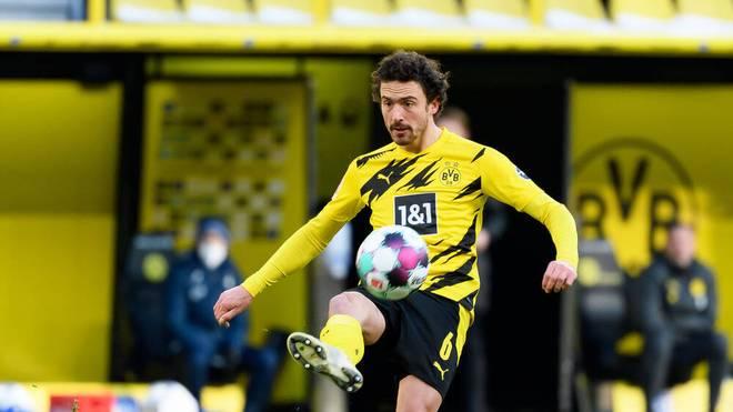 Thomas Delaney spielt gegen Gladbach von Beginn an