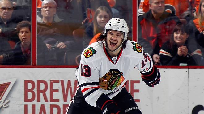 Daniel Carcillo gewann mit den Chicago Blackhawks 2013 und 2015 den Stanley Cup