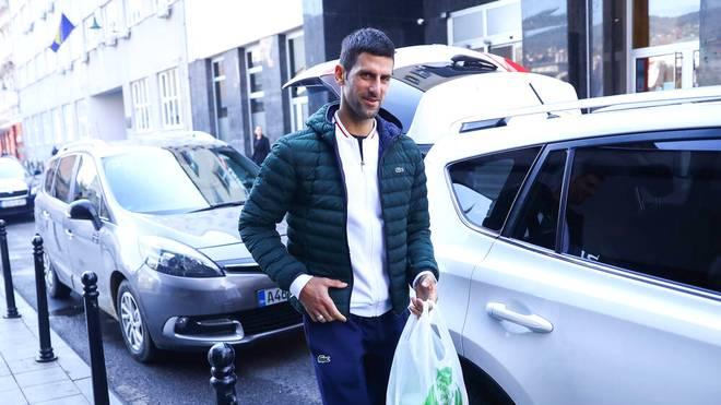 Novak Djokovic ist 17-maliger Grand-Slam-Sieger