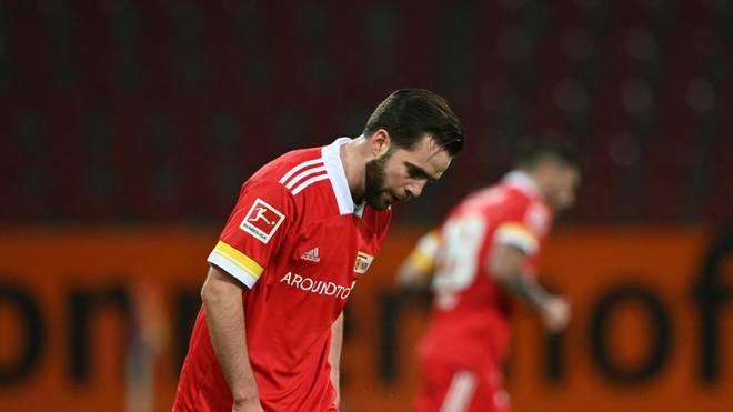 Niko Gießelmann verletzte sich gegen den SC Freiburg
