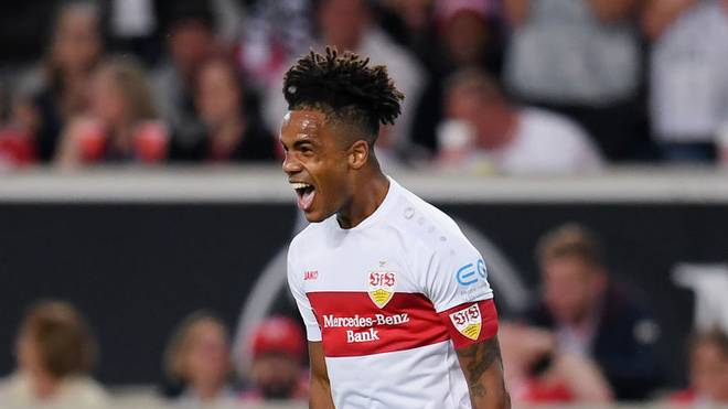 Daniel Didavi leitete den Sieg für den VfB Stuttgart ein