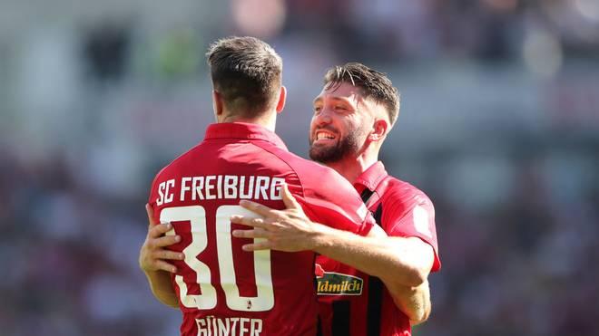 Im Baden-Derby soll für Freiburg der nächste Dreier her