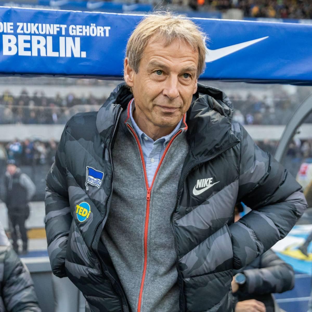 Klinsmann sorgt für Lacher