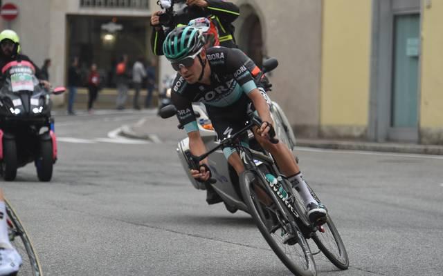 Emanuel Buchmann startet für Bora-hansgrohe