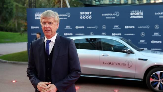 Arsène Wenger trainierte zuletzt den FC Arsenal