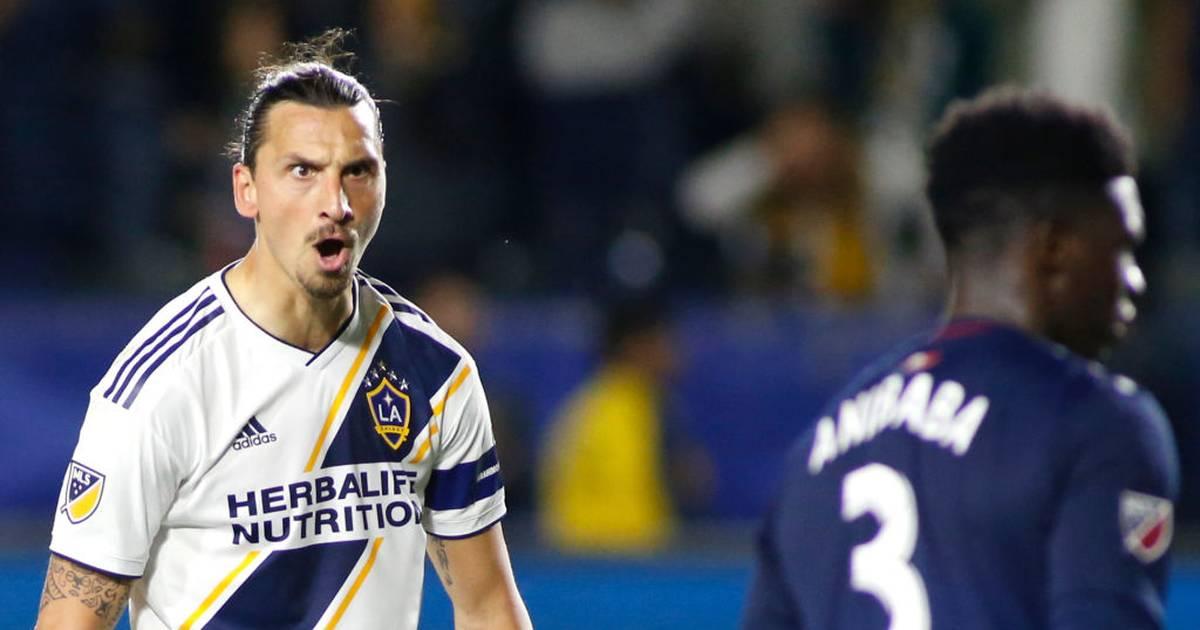 Jungwirth verrät: Zlatan Ibrahimovic beschimpfte seine Mitspieler 90 Minuten lang