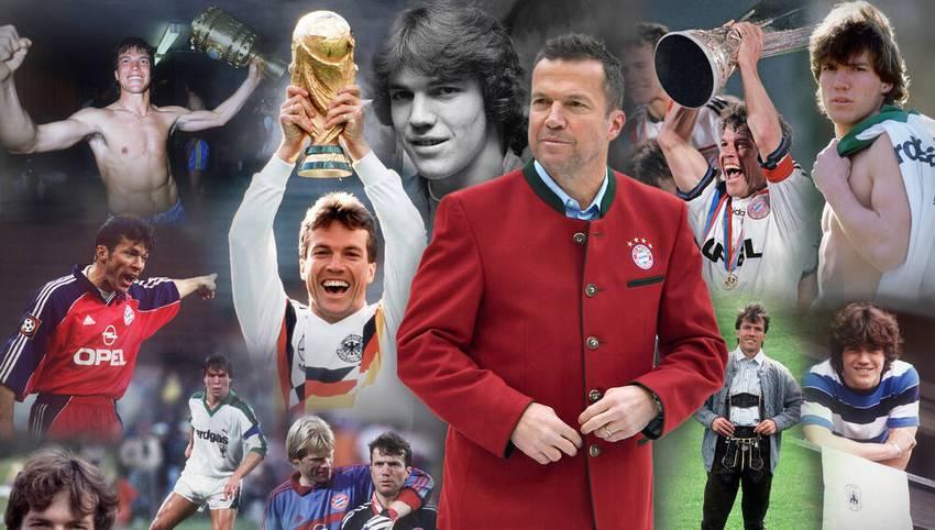 Er hat tatsächlich schon wieder genullt: Am 21. März 2021 feiert Lothar Matthäus seinen 60. Geburtstag. Anlässlich seines besonderen Ehrentages blickt SPORT1 zurück auf das schillernde Leben des deutschen Fußball-Rekordnationalspielers - mit all seinen Höhen und Tiefen