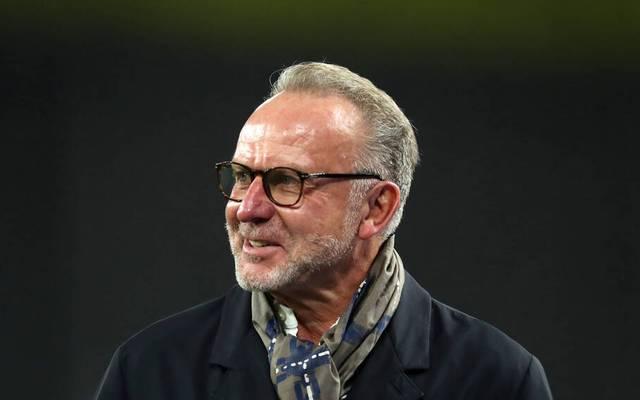 Karl-Heinz Rummenigge legte im Streit mit Oliver Bierhoff nach