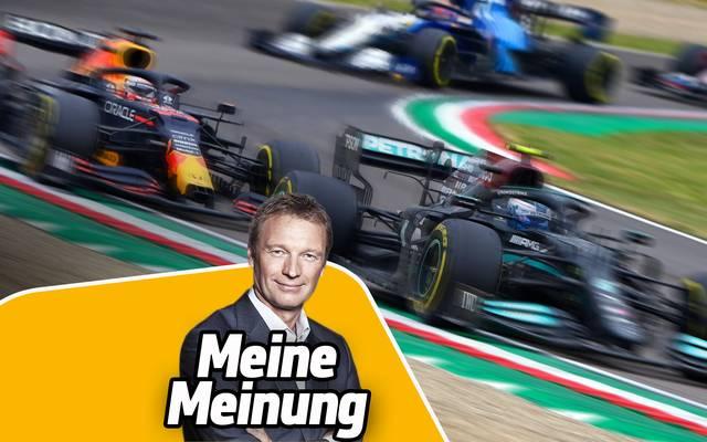 Peter Kohl hält die Einführung von Sprintrennen in der Formel 1 für falsch