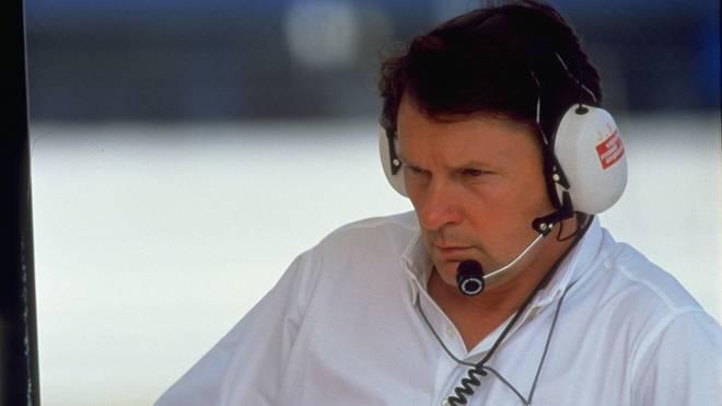 John Barnard war lange Zeit Chefdesigner bei Ferrari