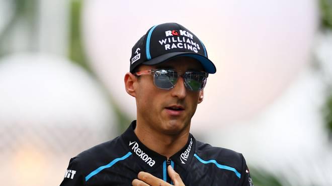 Robert Kubica verlässt Williams nach nur einer Saison