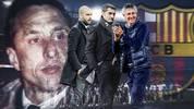 SPORT1 zeigt die Trainer des FC Barcelona seit Johan Cruyff