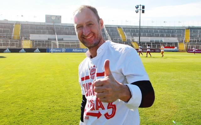 Jochen Sauer ist seit 2017 beim FC Bayern