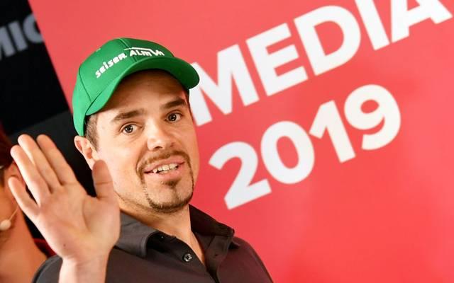 Peter Fill hört nach dem Weltcup in Garmisch auf