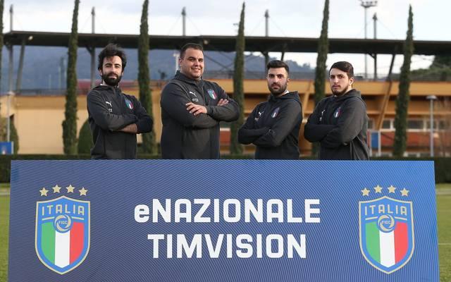 Italien war im Finale der eEuro 2020 nicht zu schlagen