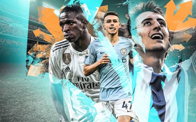 Der europäische Fußball besitzt reihenweise Superstars. Aber wie lauten die großen Namen der Zukunft? SPORT1 nennt Kandidaten aus den vier großen Ligen neben der Bundesliga