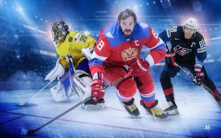 Die Eishockey-WM in der Slowakei ist das Stelldichein der Superstars. Besonders eine Nation reist gleich mit einer Star-Armada an. Auch die deutsche Mannschaft hat Starpower zu bieten. SPORT1 zeigt die Stars der WM.