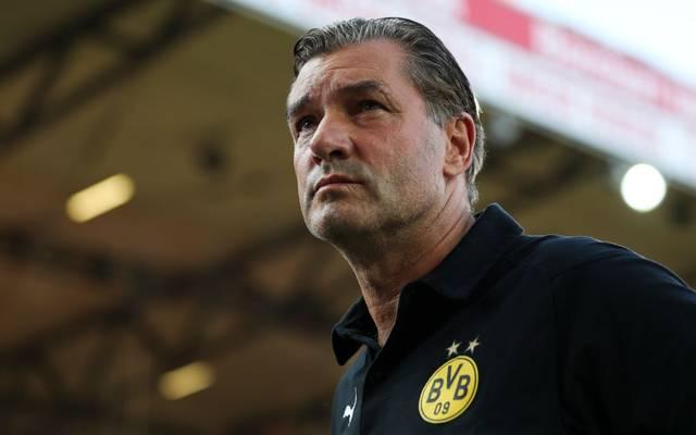 BVB-Sportdirektor Michael Zorc lässt sich in der Stürmerfrage nicht festnageln