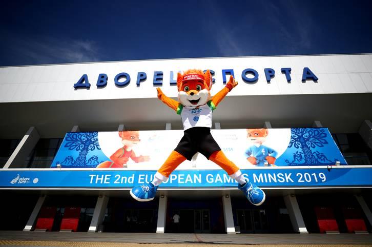 Zehn Tage Sport-Spektakel in Weißrussland - die European Games 2019 versprechen Emotionen, spannende Wettbewerbe, exotische Teilnehmer und bunte Disziplinen. SPORT1 zeigt die besten Bilder aus Minsk