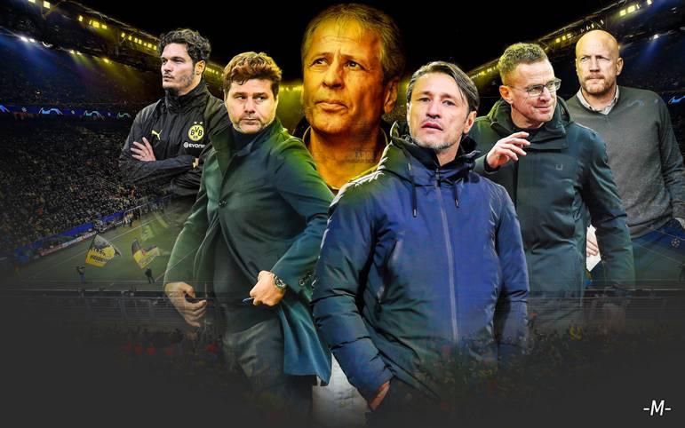 Wie geht es auf der Trainerbank bei Borussia Dortmund weiter? Schafft Lucien Favre die Wende? Wer sind die Alternativen? SPORT1 beleuchtet mögliche Kandidaten
