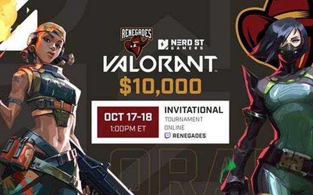 Valorant ist der einzige Titel von Riot Games, bei dem Renegades aktiv ein Team stellt, nachdem man 2016 aus LoL verbannt wurde