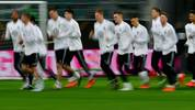 DFB-Team beim Training