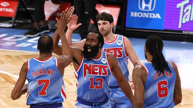 Die Ambitionen bei den Brooklyn Nets sind eigentlich groß
