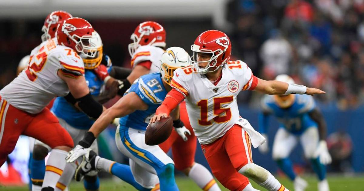 NFL: Kansas City Chiefs siegen bei Los Angeles Chargers