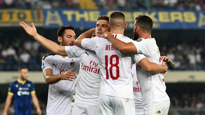 Der AC Mailand steht angeblich vor der Übernahme durch einen neuen Investor