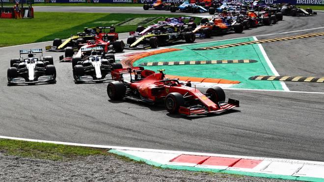 Fahrerische Klasse setzt sich offenbar auch an der Konsole durch: Ferrari-Pilot Charles Leclerc setzt sich auch virtuell durch
