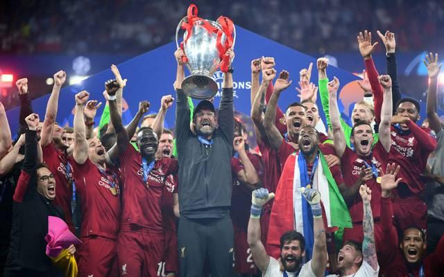 Das Champions-League-Finale zwischen Liverpool und Tottenham hat in den Sozialen Netzwerken eine Schallmauer durchbrochen