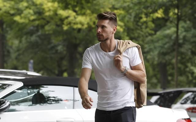 Ron-Robert Zieler kehrte erst im vergangenen Sommer zu Hannover 96 zurück