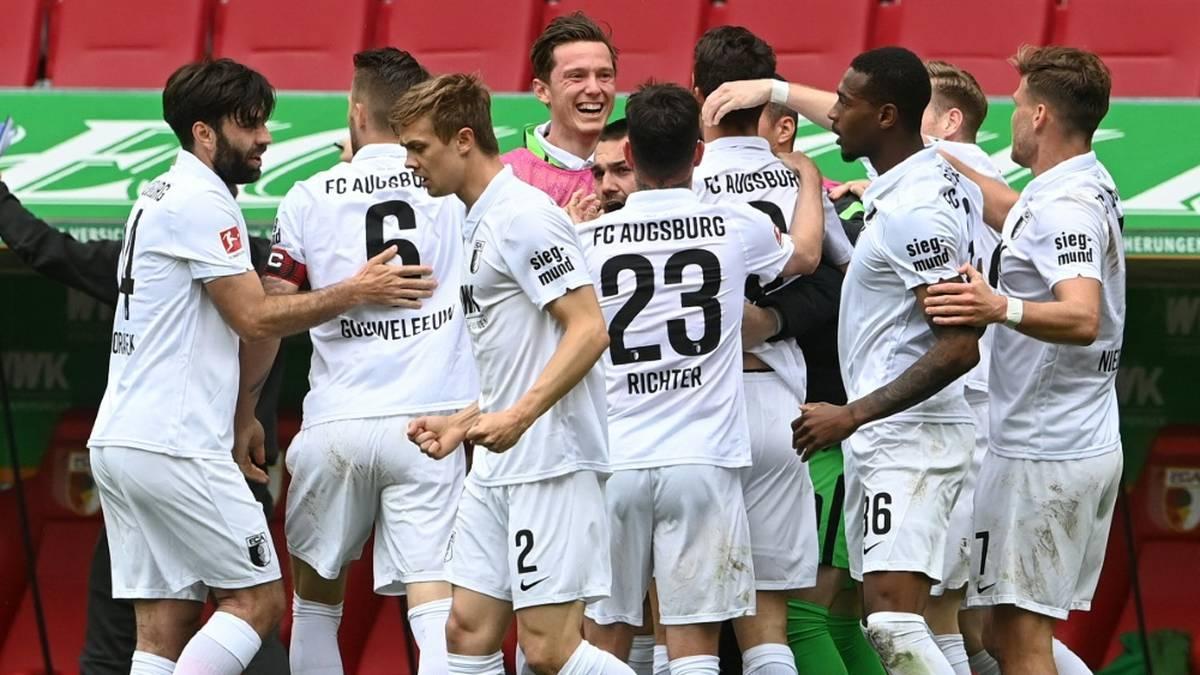 Augsburg testet gegen PSG