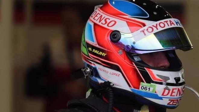 Jose Maria Lopez darf nicht am WEC-Rennen in Spa teilnehmen