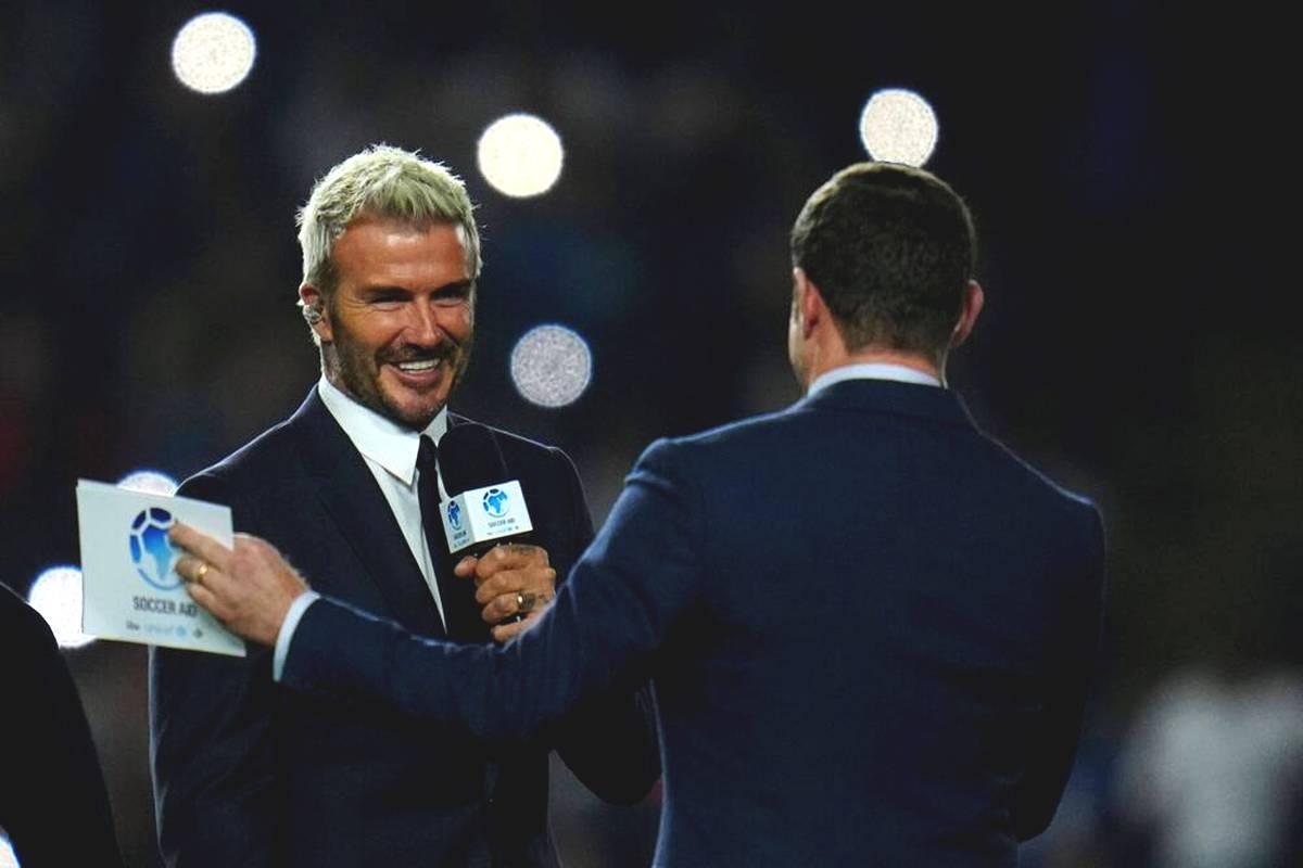 David Beckham soll neuer Botschafter der Sportnation Katar werden und dafür unglaubliche 150 Millionen Pfund (177,2 Millionen Euro) kassieren.