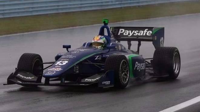 Zachary Claman DeMelo steigt aus der Indy-Lights-Serie auf